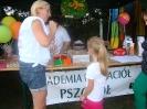 Stoisko biblioteki podczas festiwalu w Księginicach_14