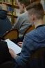 Warsztaty pisania scenariuszy filmowych w bibliotece w Oborze_17