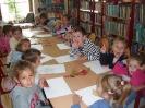 Dzień Głośnego Czytania w bibliotece w Miłoradzicach_2