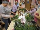 Magiczny czas Świąt Bożego Narodzenia zagościł juz w bibliotece w Niemstowie_2